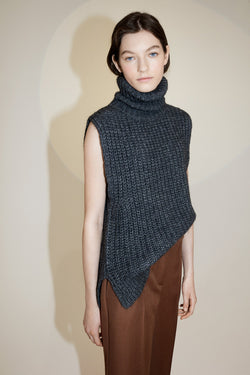 Doreen Knitwear - Dark Grey