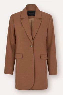 Nat Blazer - Walnut - Walnut