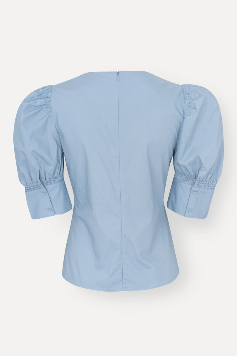 Wiliam Blouse - Light Blue - Light Blue