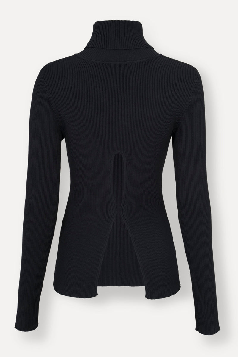 Bogart Turtleneck - Black