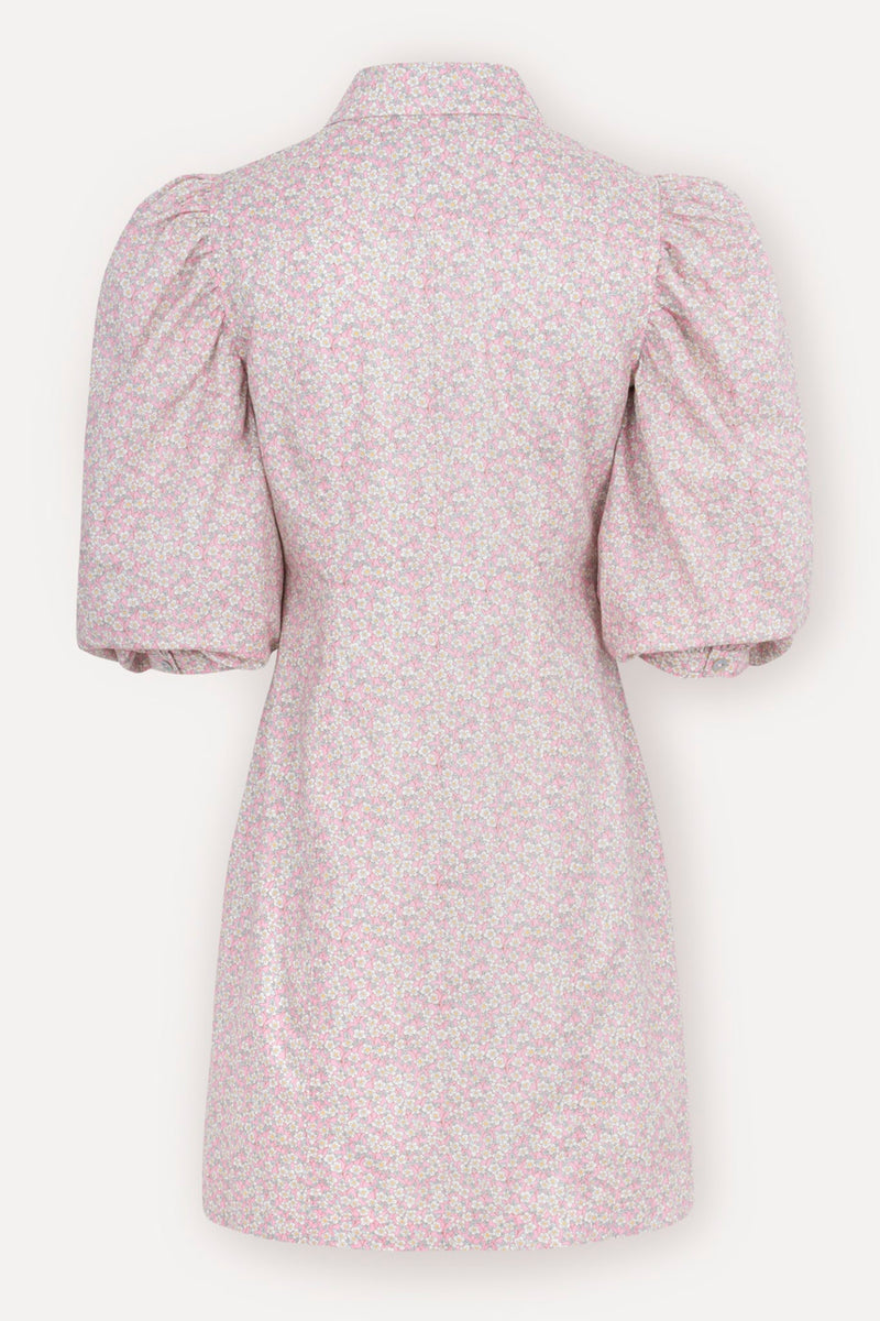 Ami Dress - Pink Flower LIBERTY