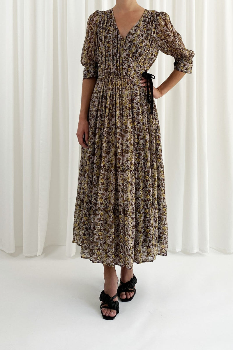 Grith Ltd Dress - Flower - Flower