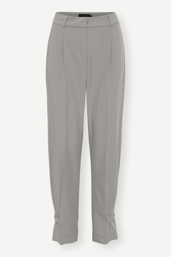 Logan Pants - Light Grey