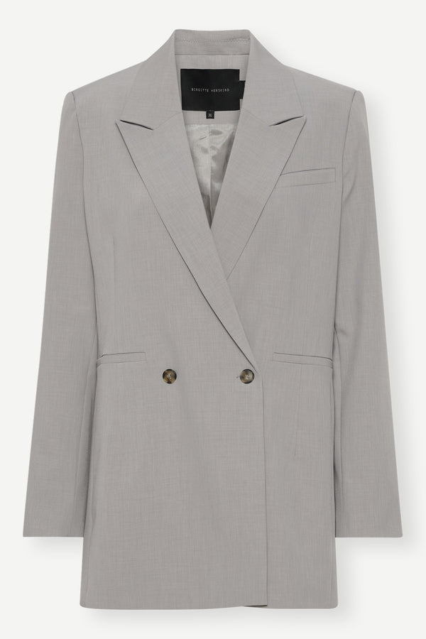 Pita Blazer - Light Grey