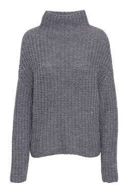 Lina Knitwear - Dark Grey