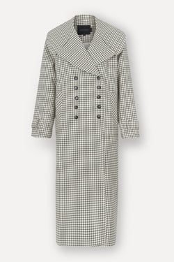 Kinsley Coat - Checks