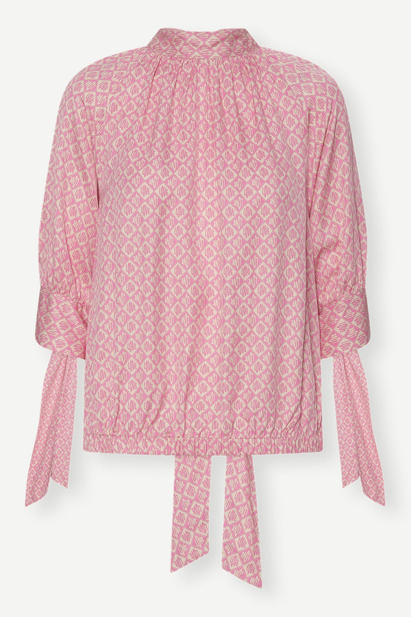 Holly Blouse - Pink love