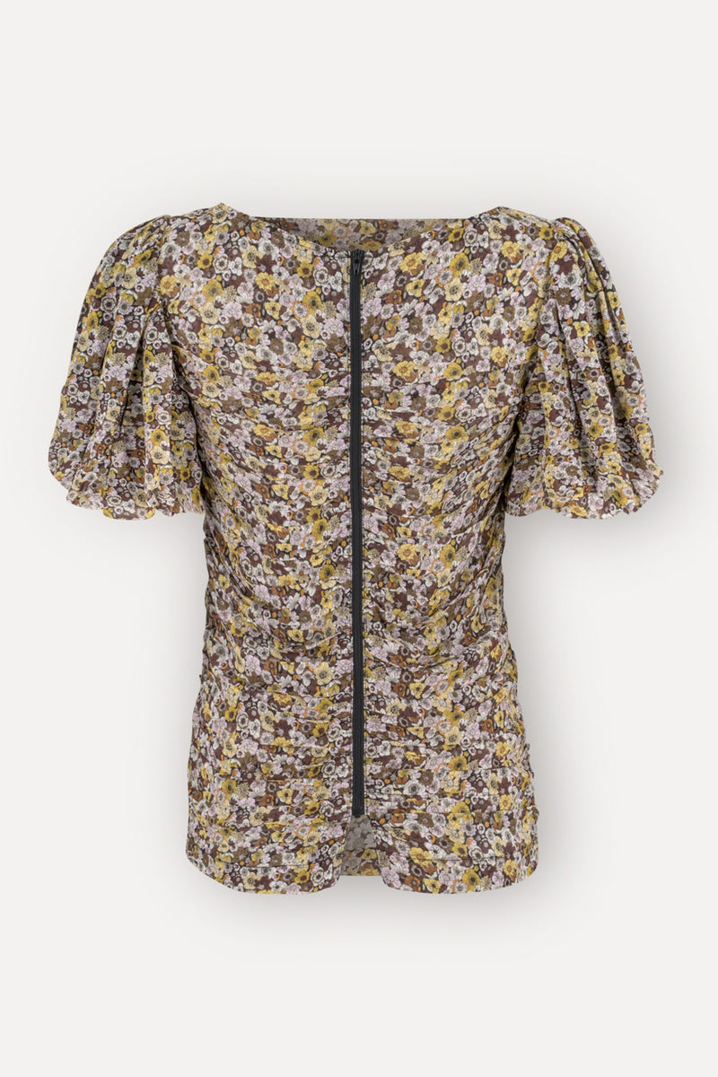 Reese Blouse - Flower