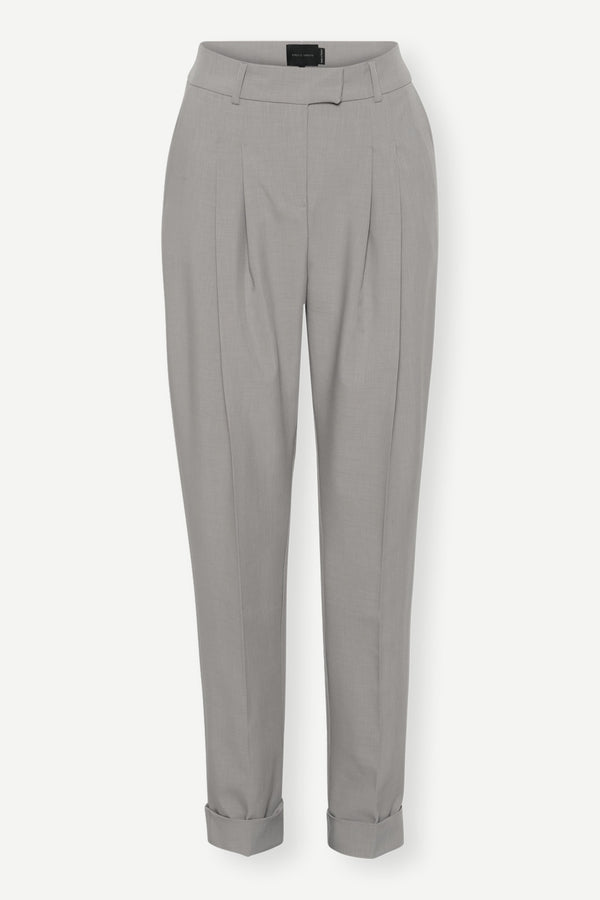 Brenda Pants - Light Grey