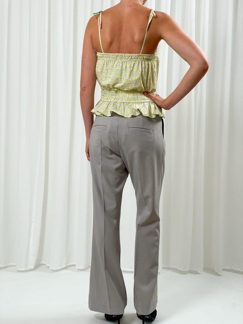 Nue Pants - Light Grey