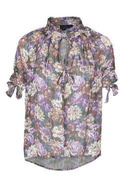 Gajol Blouse - Blooming