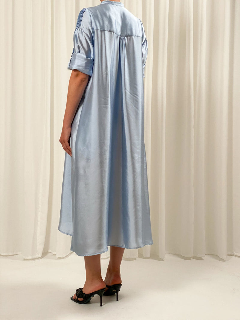 Stella Dress - Light Blue