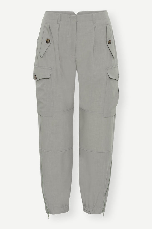 Dancer  Pants - Light Grey