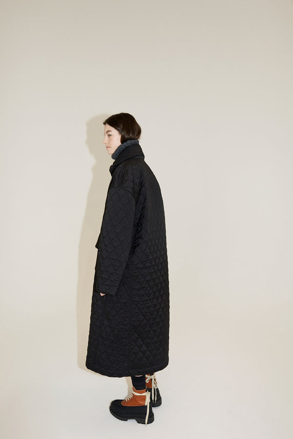 Fifi Coat - Black