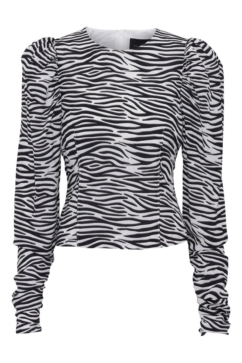 Will Blouse - Zebra