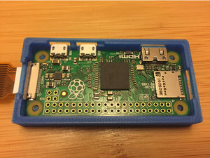 Raspberry Pi Zero Slim Case