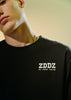 Black T-Shirt - ZDDZ x Adrenaline Rush Collaboration