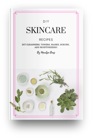 DIY Skincare Recipes - I Am Beauty Watch Me Soar! Skincare beauty and wellness planner