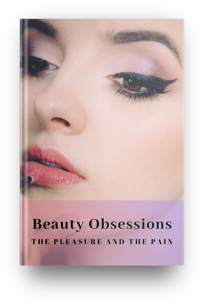 Beauty Obsessions - I Am Beauty Watch Me Soar! Skincare beauty and wellness planner