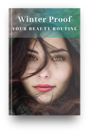 Winter-Proof Your Beauty Routine - I Am Beauty Watch Me Soar! Skincare beauty and wellness planner