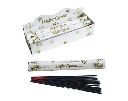 Night Queen Incense Sticks By Stamford - GOLDENHANDS