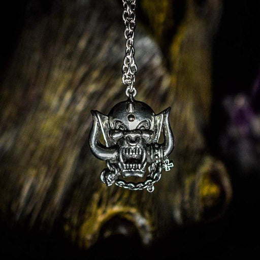 Motorhead: War-Pig Pendant By Alchemy - GOLDENHANDS