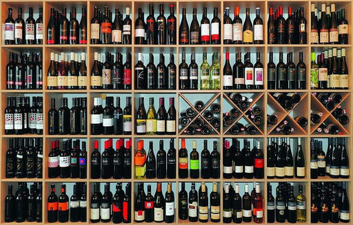 Wine Gallery Jigsaw Puzzle - GOLDENHANDS