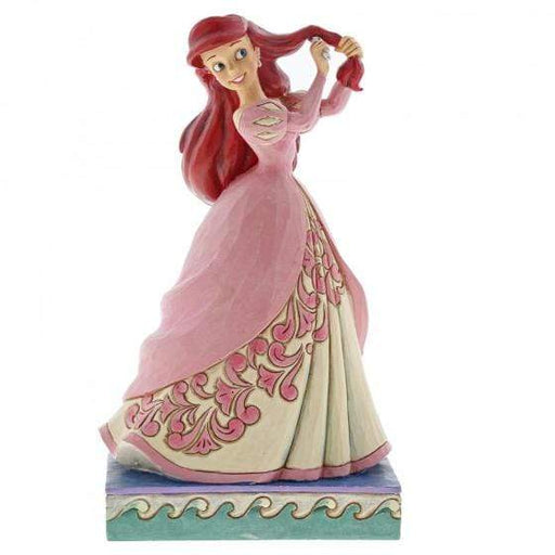 Curious Collector - Ariel Disney Figurine From The Little Mermaid - GOLDENHANDS