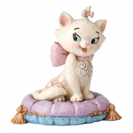 Marie on Pillow - Disney Figurine From The Aristocrats - GOLDENHANDS