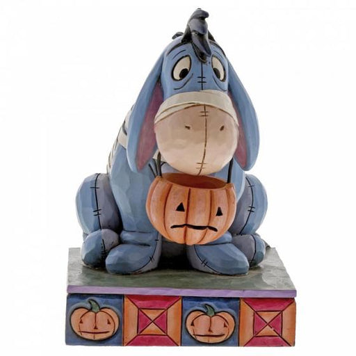 Melancholy Mummy - Eeyore Disney Figurine From Winnie the Pooh - GOLDENHANDS