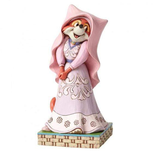 Merry Maiden - Maid Marian Disney Figurine From Robin Hood - GOLDENHANDS
