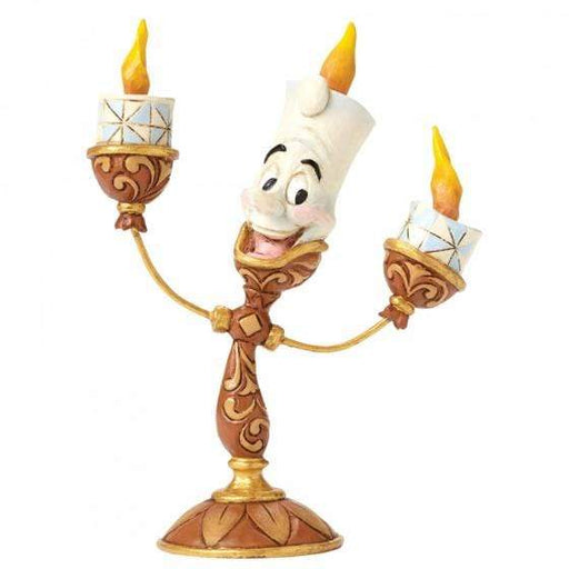 Ooh La La - Lumiere Disney Figurine From Beauty And The Beast - GOLDENHANDS