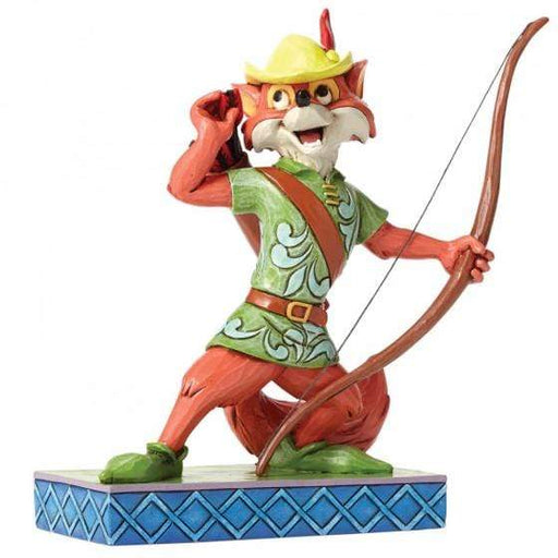 Roguish Hero - Robin Hood Disney Figurine From Robin Hood - GOLDENHANDS