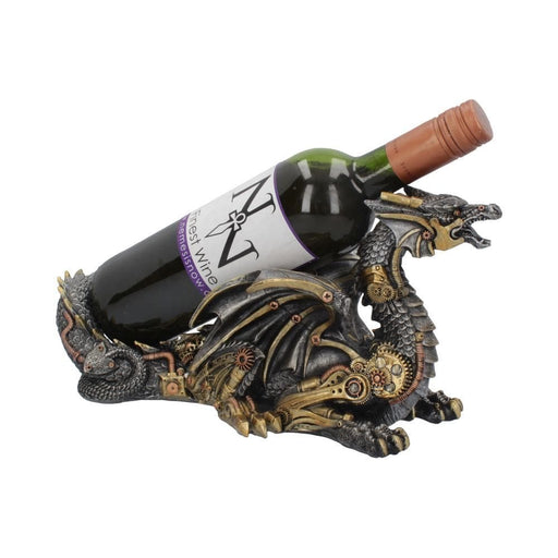 Guardian of the Grapes Dragon Wine Bottle Holder - GOLDENHANDS