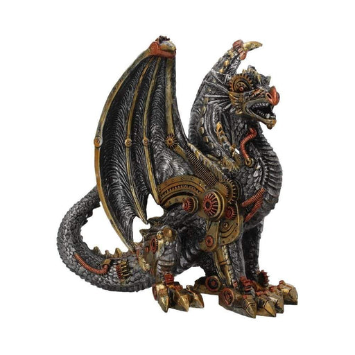 Mechanical Protector Mechanical Dragon Figurine - GOLDENHANDS