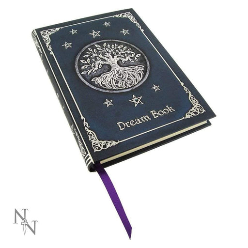 Embossed Tree of Life Dream Book A5 Journal 17cm - GOLDENHANDS