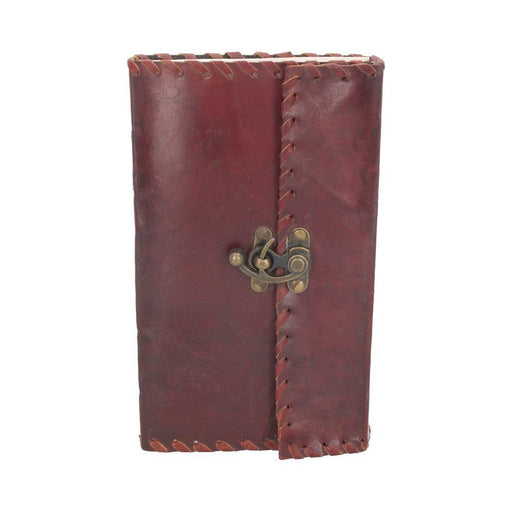 Leather Journal with Catch - GOLDENHANDS