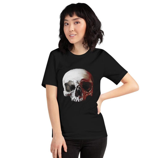 Skull T-Shirt - GOLDENHANDS