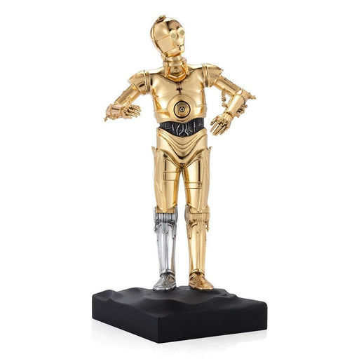 Limited Edition C-3PO Figurine - GOLDENHANDS