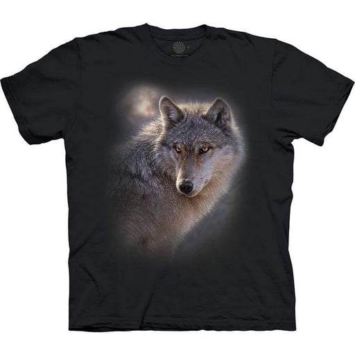Adventure Wolf Unisex T Shirt - GOLDENHANDS