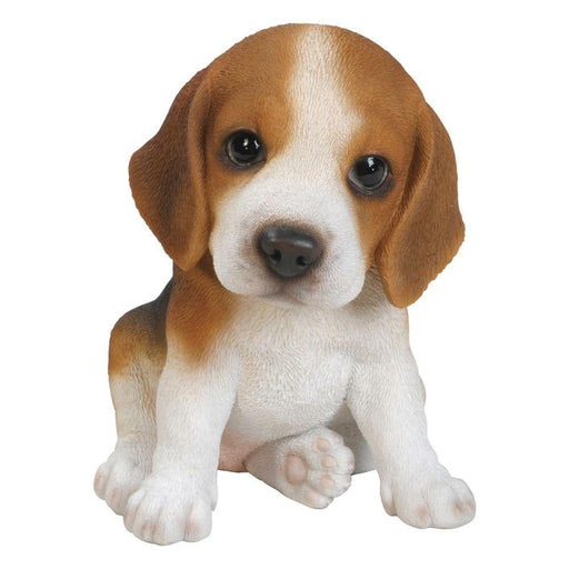 Beagle Puppy Pet Pals Home or Garden Decoration - GOLDENHANDS