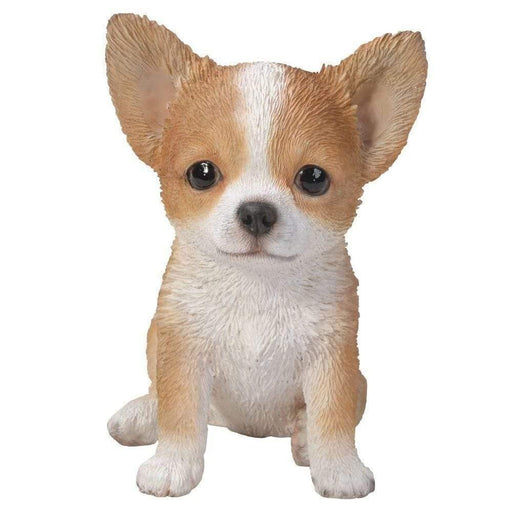 Chihuahua Puppy Pet Pals Home or Garden Decoration - GOLDENHANDS