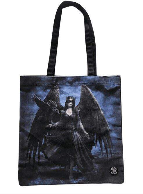 Raven Tote Bag - GOLDENHANDS