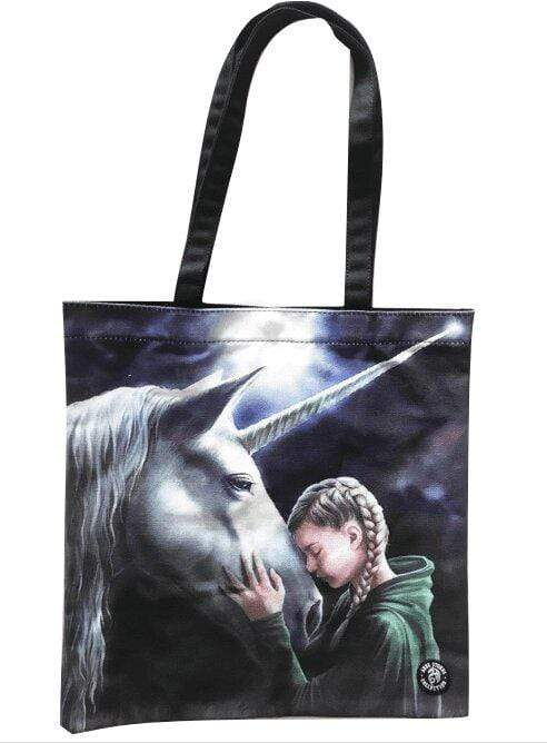 The Wish Tote Bag - GOLDENHANDS