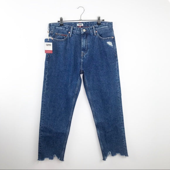 Tommy Hilfiger high rise slim Izzy jeans, 29 medium