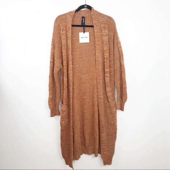 Agnes & Dora knit dreamy duster cardigan long, extra large