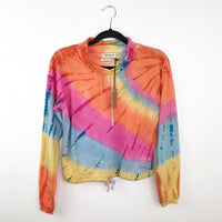 urban outfitters tie dye pullover, xsmall