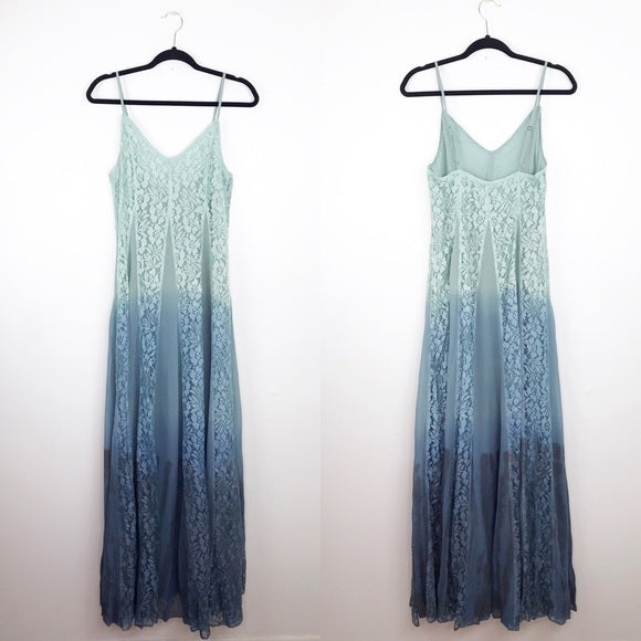 Urban outfitters kimchi blue beyond the sea maxi dress, 4 small