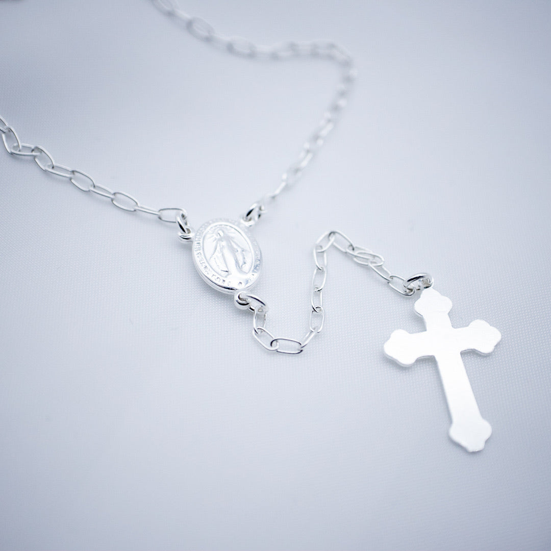 Rosary Necklace I