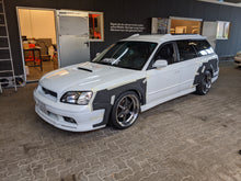 Laden Sie das Bild in den Galerie-Viewer, Fenderflares Widebodykit Subaru Legacy BH 98-01